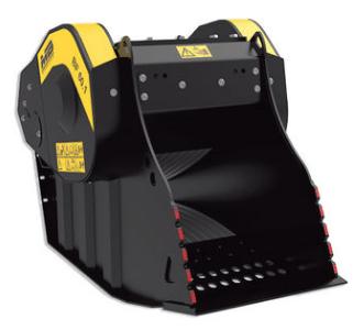 Caçamba Trituradora BF 60.1