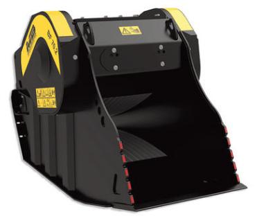 Caçamba Trituradora BF 70.2