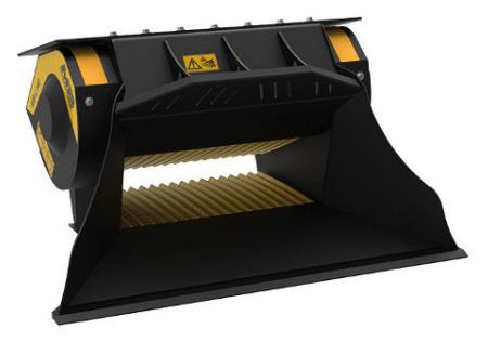 Caçamba Trituradora MB-L140 S2