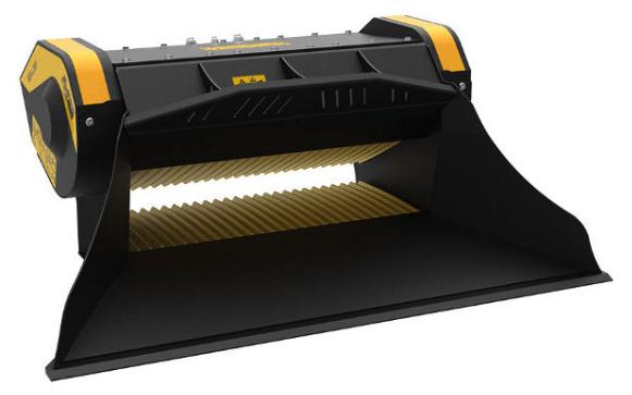 Caçamba Trituradora MB-L200 S2